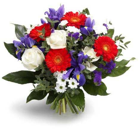 Букет «Наши мамы самые красивые»