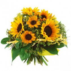 Букет «Солнечный привет»