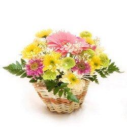«Веснушка» Великолепный классический подарок. Пусть даже в композициироз все же не миллион роз — он тем не менее прекрасно  выразит ваши чувства.