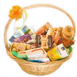 Корзина с продуктами «Продуктовая корзина»