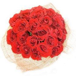 «Лучший подарок на свете» Букет красных роз! Не надо слов... Доставка в Ретинское (г.Полярный).