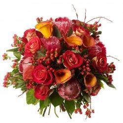 Букет «Любовь у каждого своя»