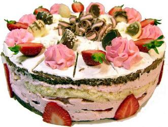 «Торт» Станет прекрасным дополнением к цветам! В комментариях к заказу укажите желаемый вид торта.  Изображение является образцом! Тип торта выбирается...