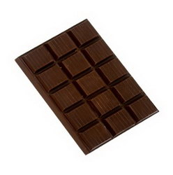 Конфеты «Плитка шоколада»