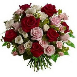 Букет «Шипы и Розы»