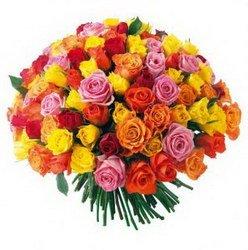 «Величие» Всемилюбимые розы, высокие свежие розы!  В комментариях в конце оформления заказа можно указать желаемый цвет роз.