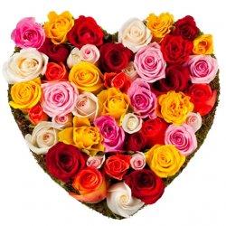 Композиция «Дарю свое сердце»