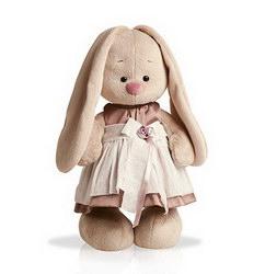 Мягкая игрушка «Зайка Ми в платье»