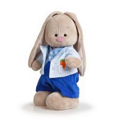 Мягкая игрушка «Зайка Ми голубика»
