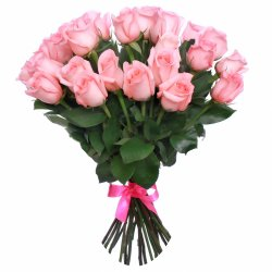 «В розовом» В розовом букете спрятаны самые теплые чувства.  Получить розовые розы - значит услышать комплимент и пожелания, ощутить любовь и трепет, который... Доставка в Страхины.